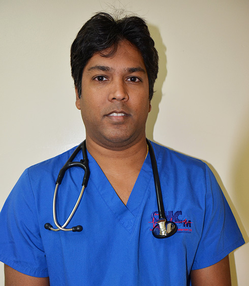 Dr. Risshi D. Rampersad